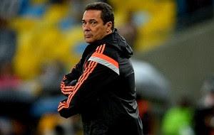 vanderlei Luxemburgo Flamengo (Foto: Agência Getty Images)
