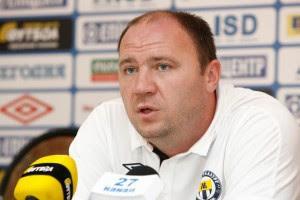 Владимир Пятенко думает про завтрашний матч