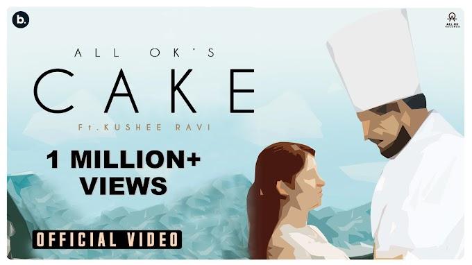 CAKE kannada song lyrics – ALL OK new album song