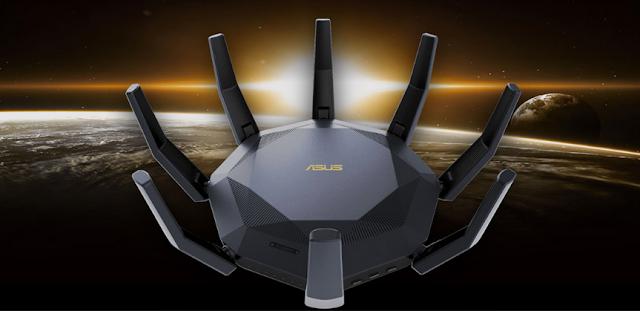 【ASUS Router 報價 】RT-AX89X AX6000 雙頻 WiFi 6 無線路由器 高級設備 $5699