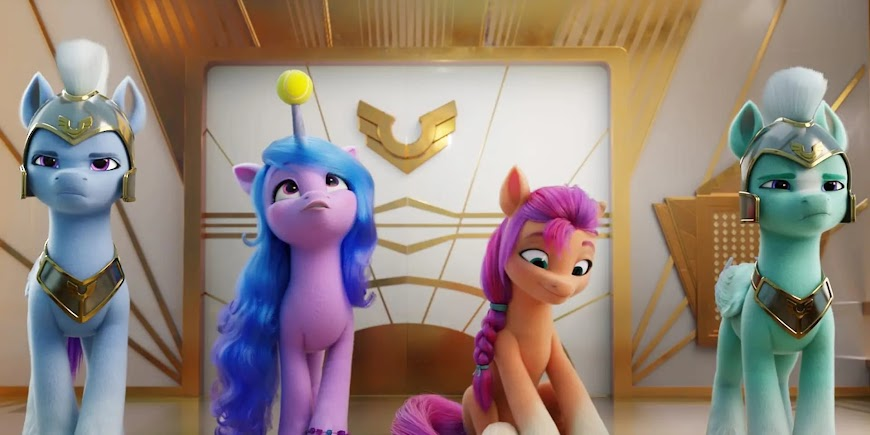 My Little Pony: A New Generation (2021) FULL HD Movie HD English Full Download