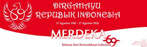 dirgahayu republik indonesia    agustus