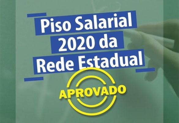 Por 16 a 1, Piso 2020 e a Data Base da Rede Estadual são aprovados na Assembleia Legislativa