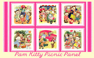 Pam Kitty Panel
