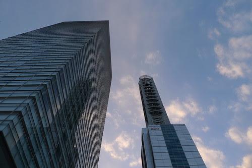 Buildings at Saitama