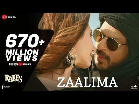 Zaalima Lyrics Song - Raees