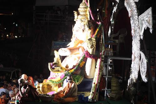 I Continue With GSB Seva Mandal GSB Ganesha Visarjan Procession by firoze shakir photographerno1