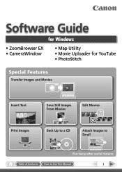 Canon PowerShot SX40 HS Manual