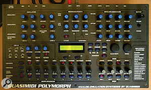 Q What's a modern equivalent to the Quasimidi Polymorph?
