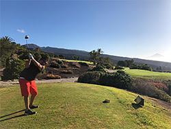 Tecina Golf reabre sus puertas