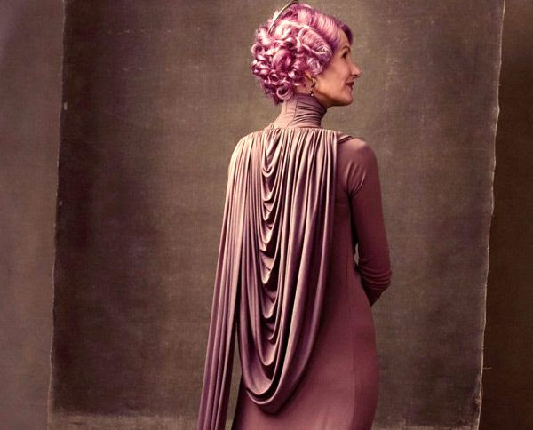 Laura Dern plays Vice Admiral Amilyn Holdo, a member of the Resistance, in STAR WARS: THE LAST JEDI.
