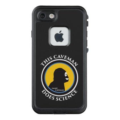 Fre Lifeproof iPhone Case Science Smart Caveman