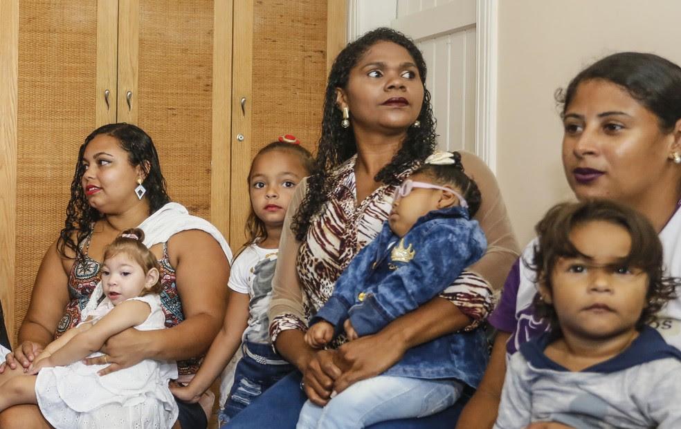 Serviços para os bebês com microcefalia e suas mães vão ser unificados em João Pessoa (Foto: Alessandro Potter/Secom-JP)