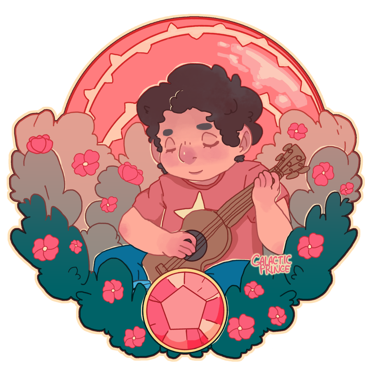 Hello There!|17|Genderfluid (They/Them) You've stumbled onto my art blog. Hover over and click the notes square to see the full image. Personal Blog: galactic-beans