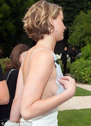 Jennifer Lawrence facepalms Emma Watson in the face