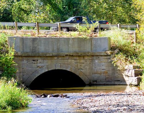 Yellow Creek Culvert(east side)