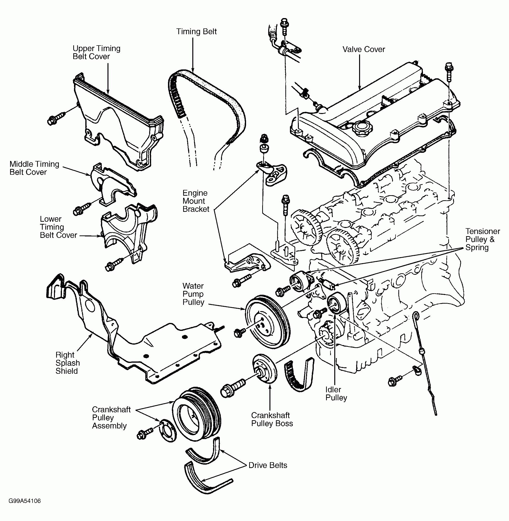 1997 Mazda Protege Engine Diagram Wiring Diagram Belt Dicover D Belt Dicover D Consorziofiuggiturismo It