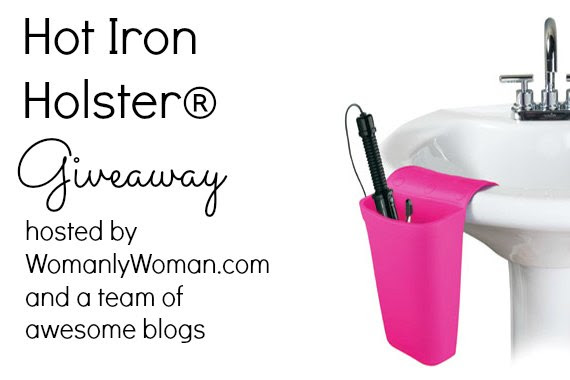 Hot Iron Holster Giveaway Image