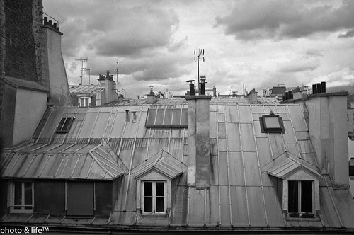 Toits de Paris by Jean-Fabien - photo & life™