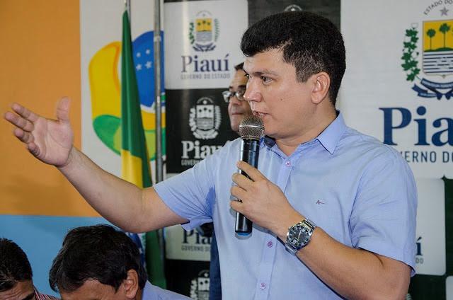 Resultado de imagem para prefeito de cocal rubens vieira