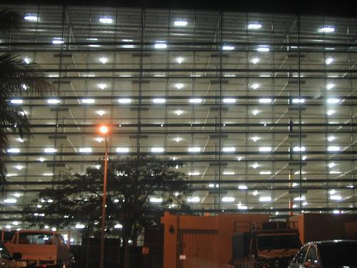 Darwin carpark