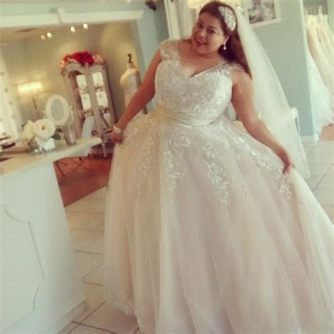Plus Size Wedding Gown   Justin Alexander silk dupion