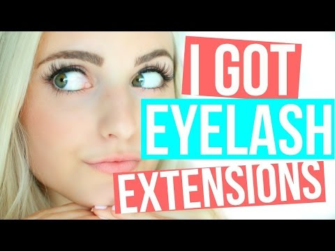 how to clean individual eyelash extensions