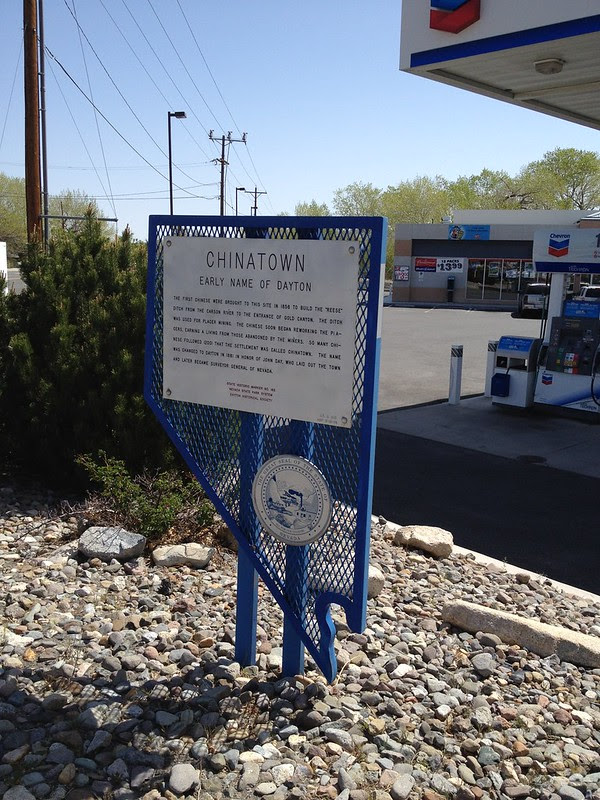 Nevada Historical Marker #163