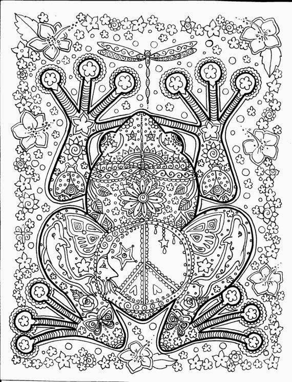 59 Dessins De Coloriage Difficile à Imprimer Sur Laguerchecom Page 2