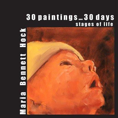30 Paintings 30 Days