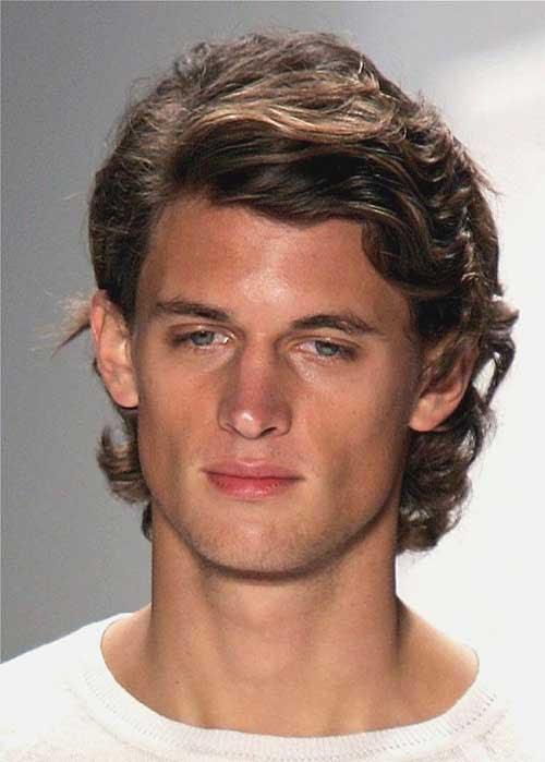 35 Mens  Medium  Hairstyles  2021 The Best Mens  Hairstyles