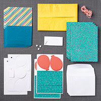 Birthday Bundle Refill Kit  by Stampin' Up!