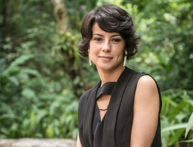 """A atriz Andreia Horta é Joaquina, protagonista de """"Liberdade, Liberdade"""""""