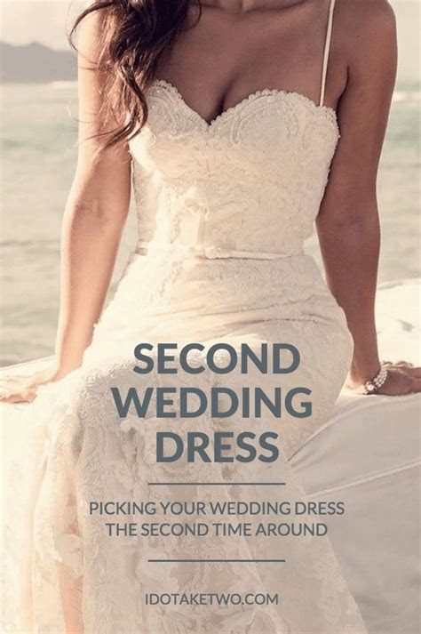 Second Marriage Ceremony   Second weddings, Wedding and