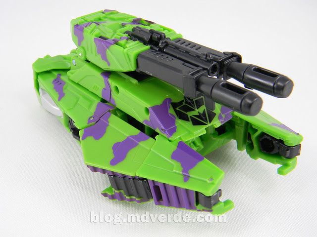 Transformers Brawl Deluxe - G2 Fall of Cybertron - modo alterno