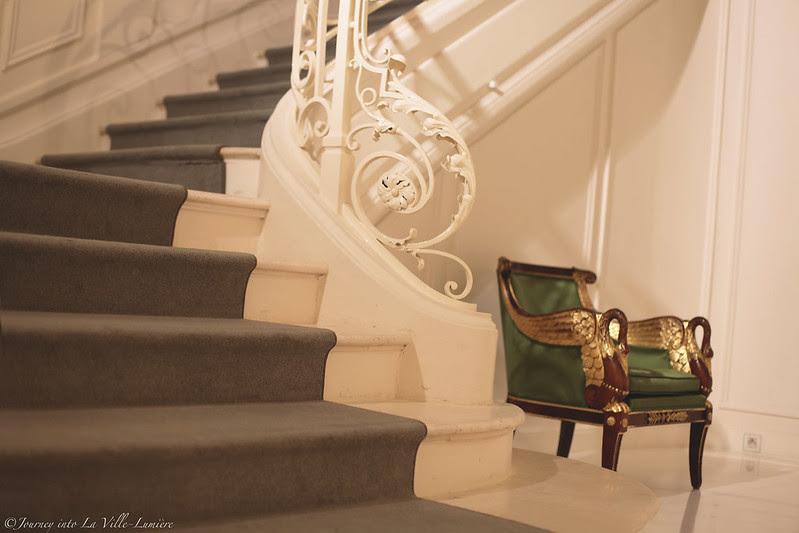 Kerrie Hess Illustration, Le Meurice Hotel, Paris