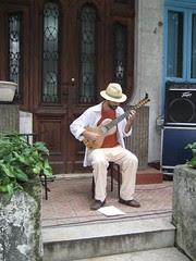 Santa Teresa musician