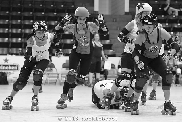 Bettie the Kid calls off the jam.