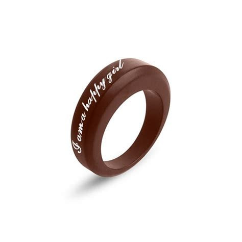Fashion Silicone Finger Ring,Big Silicone Wedding Band