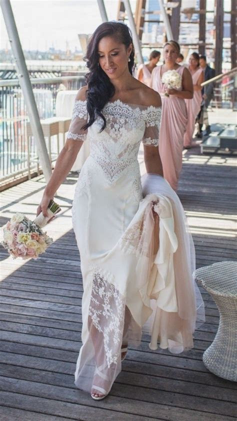17 Best ideas about Second Hand Wedding Dresses on