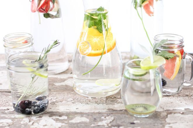 How to Make Simply Infused Water | Nutrition Stripped