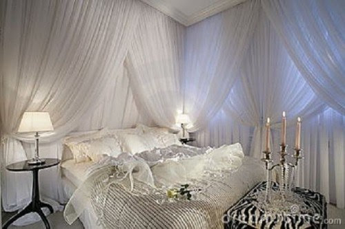 Bridal Bedroom Decoration Ideas and Pictures