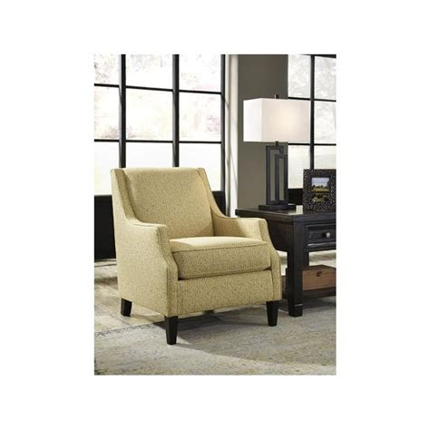 ashley furniture cresson pewter accent chair