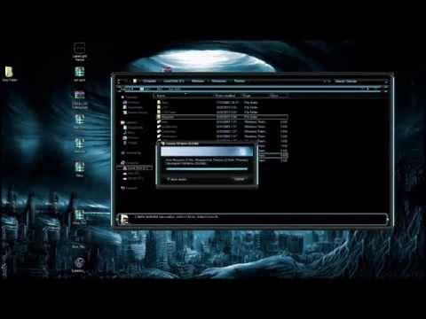 ويندوز تام المجموعة السابعة Windows Theme 7 eme Collection