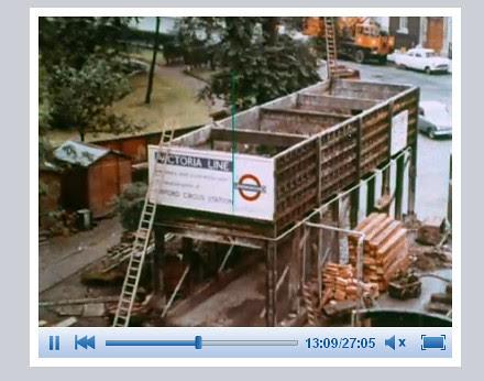 Cavendish Square July 1963