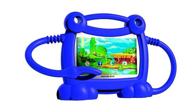 Una versátil tablet para niños de Positivo BGH