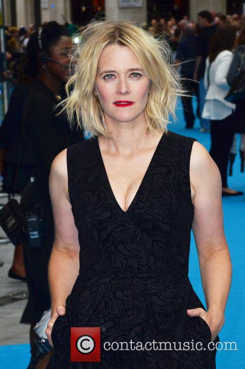 Edith Bowman - European Premiere of 'We're the Millers ...