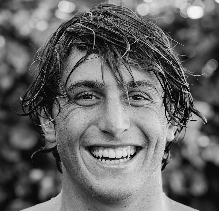 Leonardo Fioravanti: the traditional surfer hair