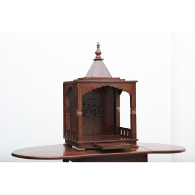 Small Elegant Wooden Temple For The Home Home Accessories By Bic
