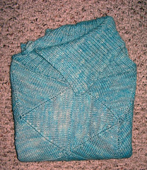 Bubble Pullover from Knitting Nature